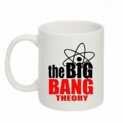 Кружка 320ml The Bing Bang theory - FatLine