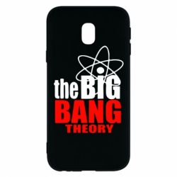 Чохол для Samsung J3 2017 The Bang theory Bing