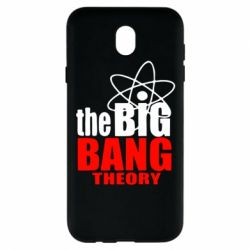 Чохол для Samsung J7 2017 The Bang theory Bing