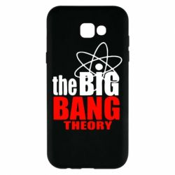 Чохол для Samsung A7 2017 The Bang theory Bing