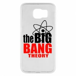 Чохол для Samsung S6 The Bang theory Bing