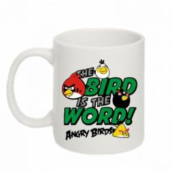 Кружка 320ml The bird in world Angry Birds - FatLine