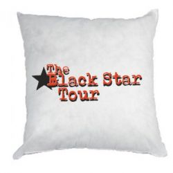 Подушка The Black Star Tour - FatLine