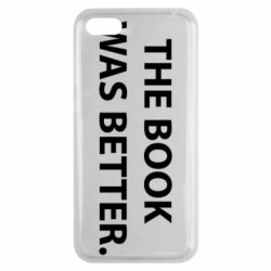 Чехол для Huawei Y5 2018 The book was better. - FatLine