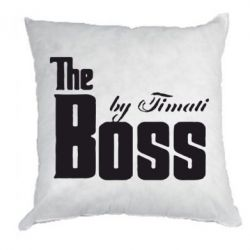 Подушка The Boss by Timati - FatLine