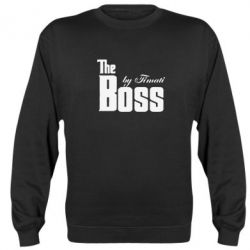 Реглан (свитшот) The Boss by Timati