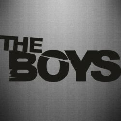 Наклейка The Boys logo