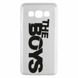 Чехол для Samsung A3 2015 The Boys logo