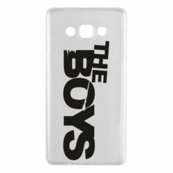 Чехол для Samsung A7 2015 The Boys logo