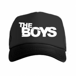 Кепка-тракер The Boys logo