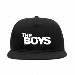 Снепбек The Boys logo