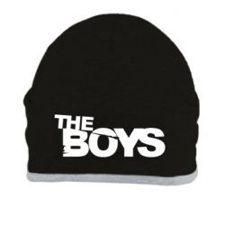 Шапка The Boys logo