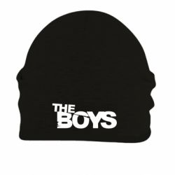 Шапка на флисе The Boys logo