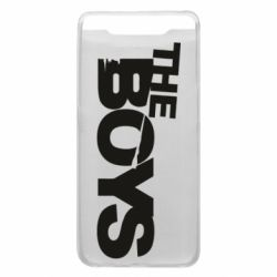 Чехол для Samsung A80 The Boys logo