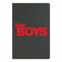 Блокнот А5 The Boys logo