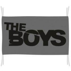 Флаг The Boys logo