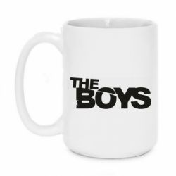 Кружка 420ml The Boys logo