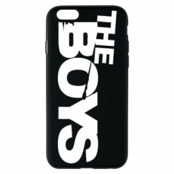 Чехол для iPhone 6/6S The Boys logo