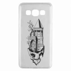 Чохол для Samsung A3 2015 The castle is on the skull