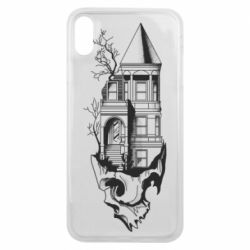 Чохол для iPhone Xs Max The castle is on the skull