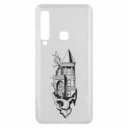 Чохол для Samsung A9 2018 The castle is on the skull
