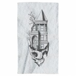 Рушник The castle is on the skull