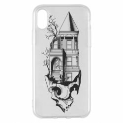 Чохол для iPhone X/Xs The castle is on the skull