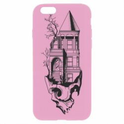 Чохол для iPhone 6/6S The castle is on the skull
