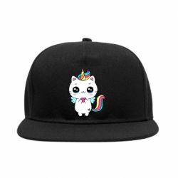 Снепбек The cat is unicorn