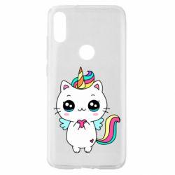 Чохол для Xiaomi Mi Play The cat is unicorn