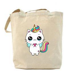 Сумка The cat is unicorn