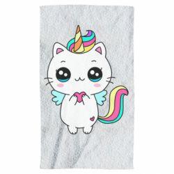Рушник The cat is unicorn
