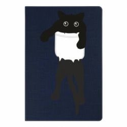Блокнот А5 The cat tore the pocket