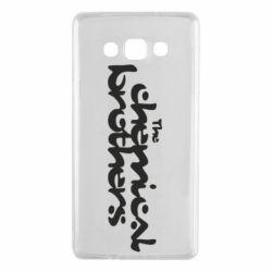 Чохол для Samsung A7 2015 The Chemical Brothers logo