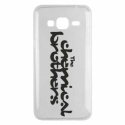 Чохол для Samsung J3 2016 The Chemical Brothers logo