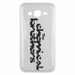 Чохол для Samsung J5 2015 The Chemical Brothers logo