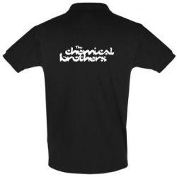 Футболка Поло The Chemical Brothers logo
