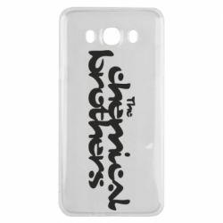Чохол для Samsung J7 2016 The Chemical Brothers logo