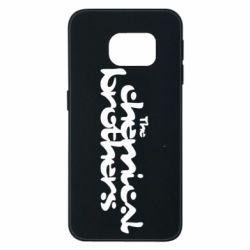 Чохол для Samsung S6 EDGE The Chemical Brothers logo