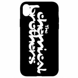 Чохол для iPhone XR The Chemical Brothers logo
