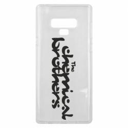 Чохол для Samsung Note 9 The Chemical Brothers logo