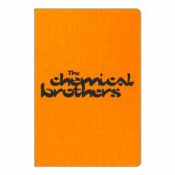 Блокнот А5 The Chemical Brothers logo