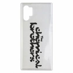 Чохол для Samsung Note 10 Plus The Chemical Brothers logo