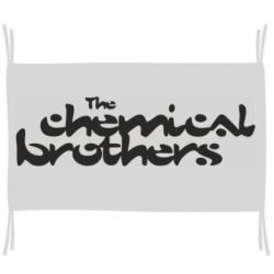 Прапор The Chemical Brothers logo