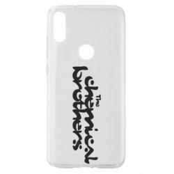 Чохол для Xiaomi Mi Play The Chemical Brothers logo