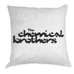 Подушка The Chemical Brothers logo