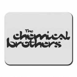 Килимок для миші The Chemical Brothers logo