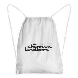 Рюкзак-мішок The Chemical Brothers logo