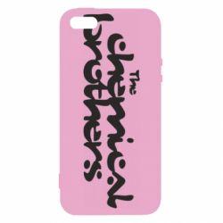 Чохол для iphone 5/5S/SE The Chemical Brothers logo
