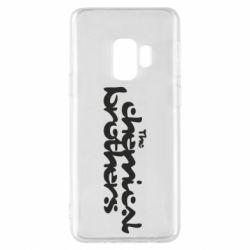 Чохол для Samsung S9 The Chemical Brothers logo
